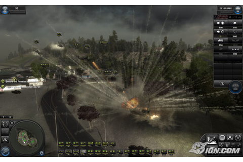 World in Conflict Screenshots, Pictures, Wallpapers - PC - IGN