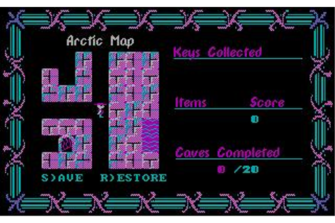 Arctic Adventure Download (1991 Arcade action Game)