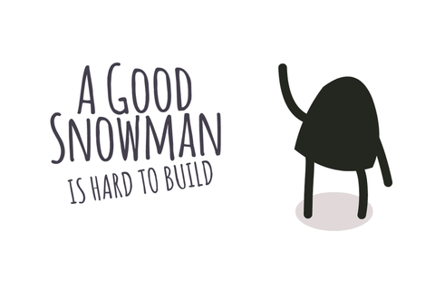A Good Snowman Is Hard To Build | Test - PC | PXLBBQ