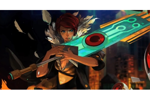 Bastion studio announces follow-up game: Transistor ...