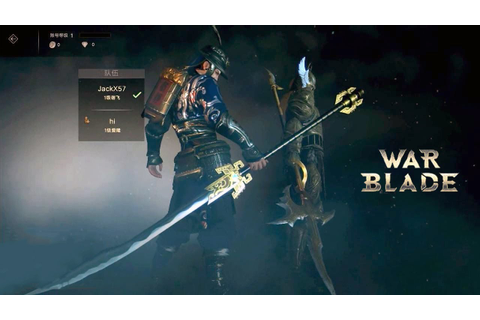 War Blade Steam - Early Access All Characters Gameplay ...