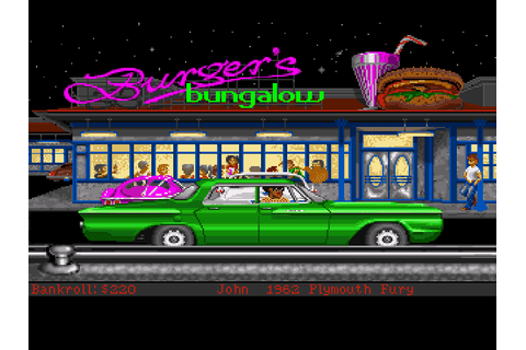 Street Rod 2: The Next Generation Screenshots for Amiga ...