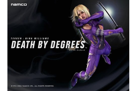 Tekken's Nina Williams in: Death By Degrees [PS2 ...