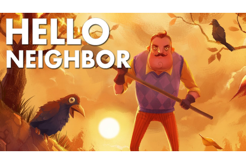 Hello Neighbor Announcement Trailer - YouTube