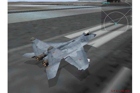 MiG-29 Fulcrum Download (1998 Simulation Game)