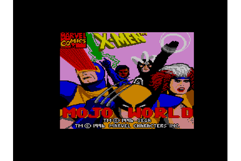 X-Men - Mojo World Download Game | GameFabrique