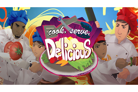 Cook Serve Delicious! Free PC Game Archives - Free GoG PC ...