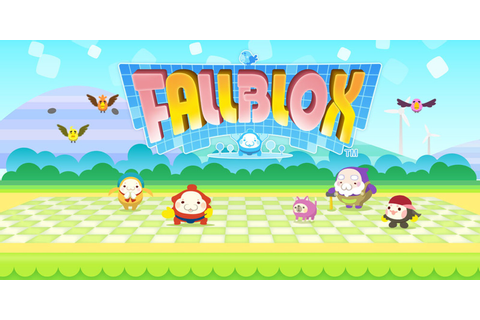 Fallblox | Nintendo 3DS download software | Games | Nintendo