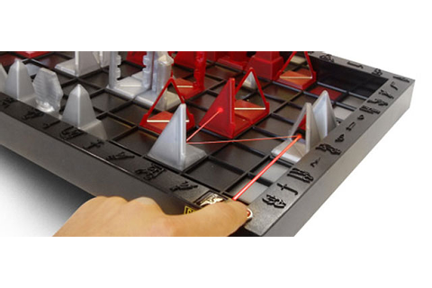 Khet: Laser Chess a Blast? | WIRED