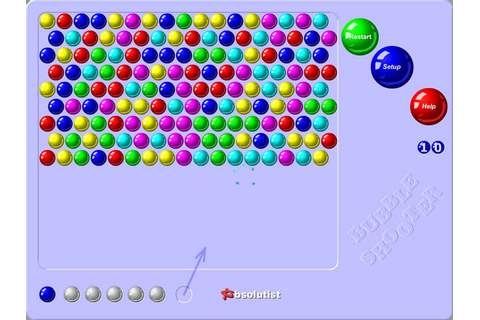 Online bubble games - Play free online bubble games on Zylom
