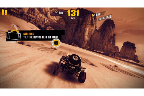 Asphalt Xtreme takes Gameloft's flagship racer off the ...