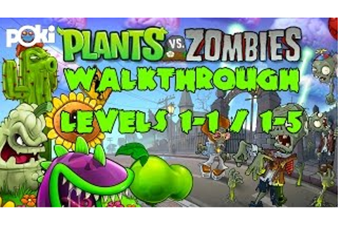 PLANTS VS. ZOMBIES - Play Plants vs. Zombies for Free at ...