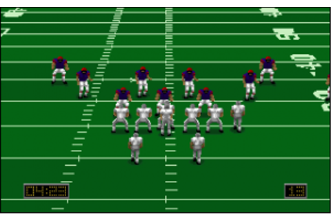 Game Classification : Front Page Sports: Football Pro (1993)