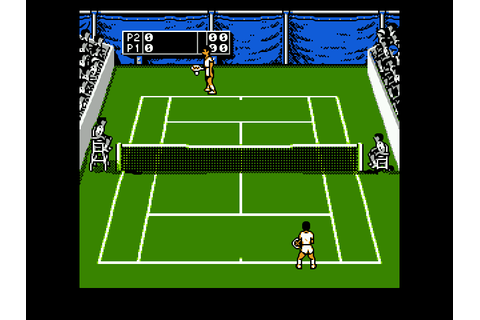 Jimmy Connors Pro Tennis Tour Download Game | GameFabrique