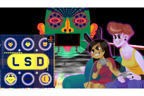 LSD DREAM EMULATOR REVAMPED - 2 Girls 1 Quick Look: The ...
