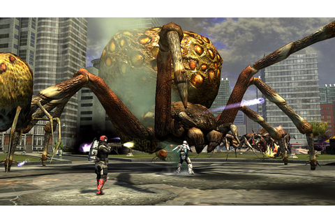 Earth Defense Force: Insect Armageddon review | GamesRadar+