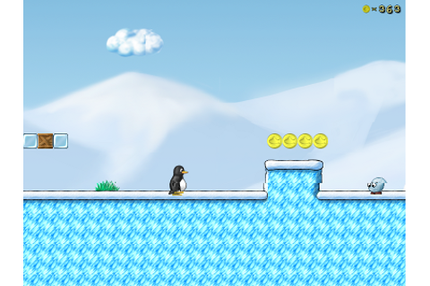 Super Tux: Linux's Super Mario « What the Tech Am I Doing?