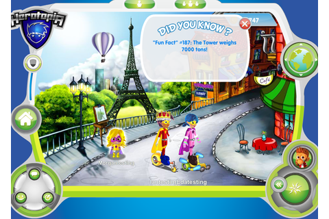 Herotopia: The First Multi-player Online Game Where Kids ...