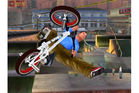 Dave Mirra Freestyle BMX PC Game Full Version Free ...