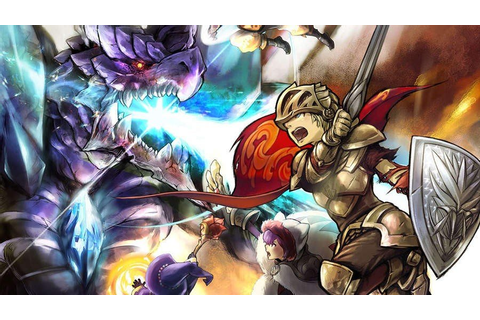 Final Fantasy Explorers - GamersHeroes