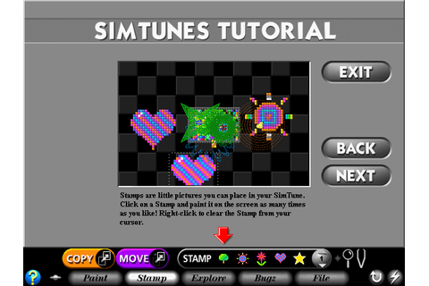 Download SimTunes (Windows) - My Abandonware