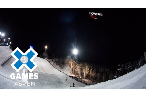 Men's Snowboard Big Air: FULL BROADCAST | X Games Aspen ...