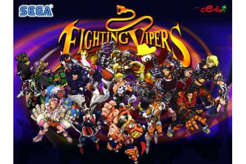 Fighting Vipers - Full Ost : gamemusic