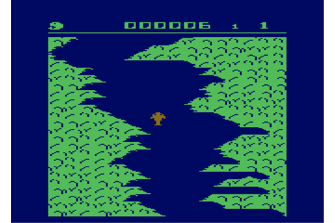 Download Salmon Run (Atari 8-bit) - My Abandonware