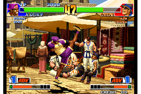 The King of Fighters '98: The Slugfest / King of Fighters ...
