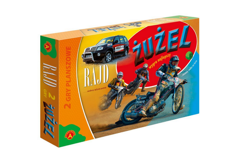Alexander board game - Speedway / Rally