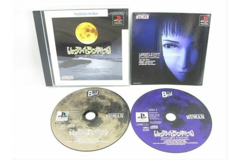 MOONLIGHT SYNDROME The Best PS1 Playstation PS Japan Game ...