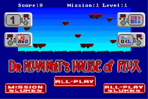 Download Dr. Plummet's House of Flux (Amiga) - My Abandonware