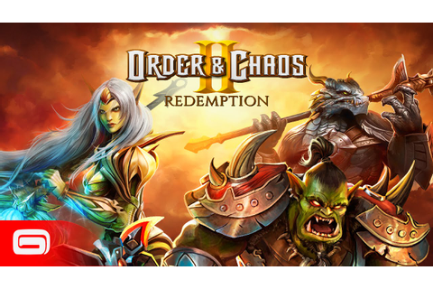 Order & Chaos 2: Redemption - Launch Trailer - YouTube