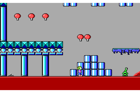 "Commander Keen in ""Invasion of the Vorticons"": Episode One ..."