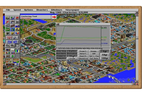 SimCity 2000 Free Download Full Version For PC Windows