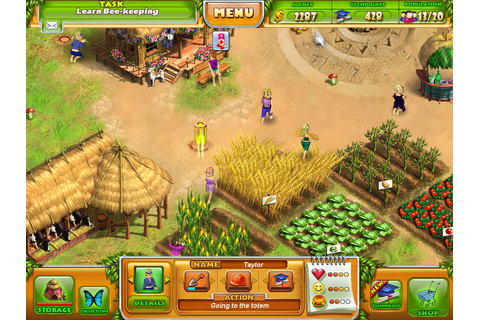 Download Farm Tribe Full PC Game