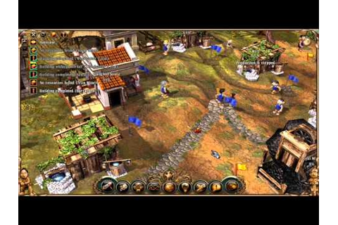 The Settlers 2 (10th Anniversary) review - YouTube