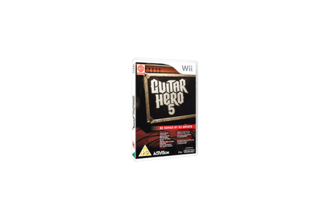 Guitar Hero 5 (Game Only), Wii - Specificaties - Tweakers