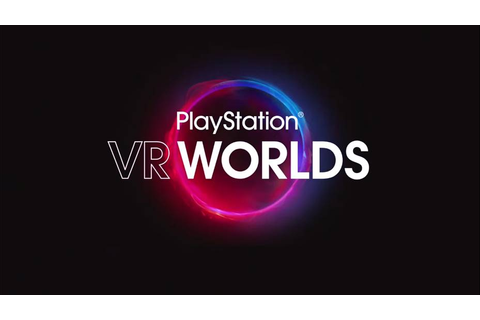 PlayStation VR Worlds VR, PS4 game - Mod DB