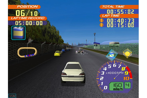 Road Trip - The Arcade Edition for Nintendo GameCube - The ...