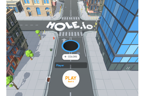 Play Hole IO