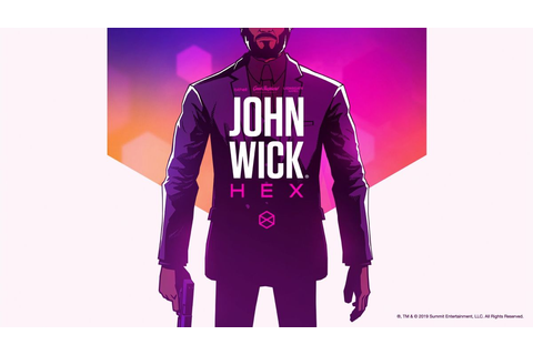 John Wick Hex is indie darling Bithell Games' first ...