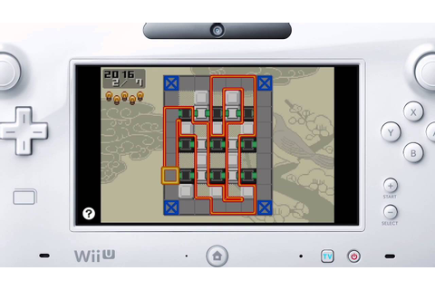 Tailer - Wii U eShop - VC Gameboy Advance - Polarium ...