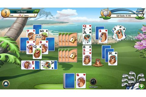 Fairway Solitaire by Big Fish (Full) for Windows 10
