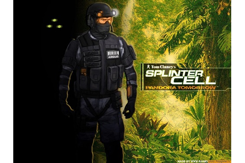 Tom Clancy's Splinter Cell : Pandore Tomorrow Savegame ...