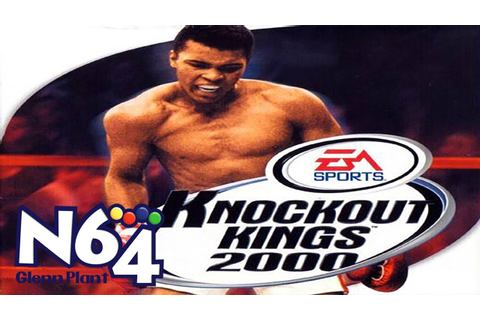 Knockout Kings 2000 - Nintendo 64 Review - HD - YouTube