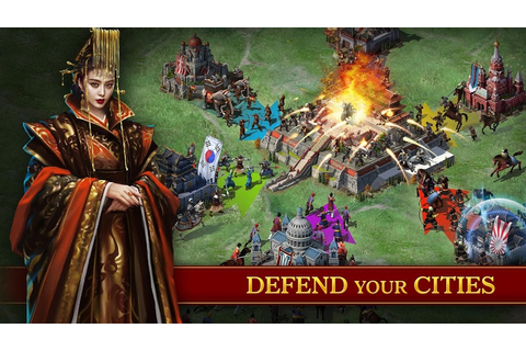 Download Evony: The King's Return on PC with BlueStacks