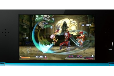 Project X Zone: Triple Threat 3d Game - Free Games