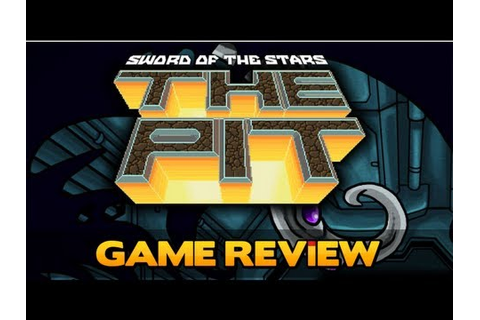 Sword of the Stars: The Pit - Game Review - YouTube