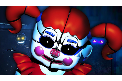 Five Nights at Freddy's: Sister Location - Part 4 - YouTube
